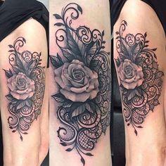 8d72b726b Cuff Tattoo Wrist, Lace Tattoo, Ankle Tattoo, S Tattoo, Mandala Tattoo,