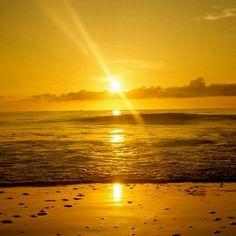 Sunset on the #Georgia coast.