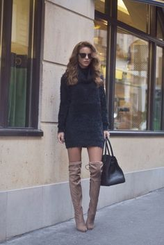 25 Looks with Fashion Blogger Nada Adelle Glamsugar.com So great and simple!