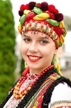 Girl from Carpathians by Mykhailo Mykulyak on 500px