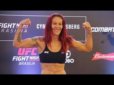 """Cris Cyborg,is the best woman MMA fighter in the world, and she has been discriminated by the owner of the UFC, saying, """"She has a dick'' and that's why she's dominating the fight game. Cris, to some, has features to her that may look masculine.Her fighting style alone is out of this world and she could do some damage to even men,that's how good she is.Unfortunately, just because a woman isn't feminine,pretty,dainty,she's discriminated against,even in the most professional promotions around."""