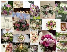 Flowers #wedding #hitchedmoodboard