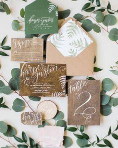 wedding invites