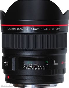 Canon 14mm f/2.8 L