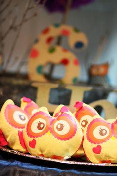 Night Owl Birthday