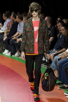 Paul Smith, Look #21