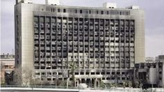 Egypt begins controversial demolition of Mubarak's ruling party HQ