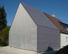 Dach und Fassade: Systemdach von Eternit
