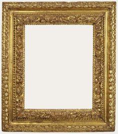 Antique Italian Picture Frame l Amedeo Montanari gallery Paris | Catalog - Part No. 1170