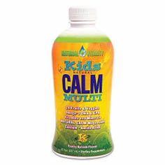 Buy Peter Gillhams Natural Vitality kids Natural Calm multi liquid fruity splash - 30 oz | Good nutrition is a cornerstone of good health and vital for proper development. myotcstore.com - Ezy Shopping, Low Prices & Fast Shipping.