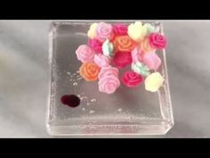 MIX COLOR INTO SLIME - MIXING COLOR AND SLIME - SLIME COLORING - SATISFYING SLIME VIDEO ASMR PART-8 - YouTube