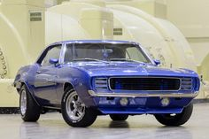 Custom 1969 Chevrolet Camaro RS #chevy   #chevrolet   #musclecars  - Muscle Cars of America - Google+