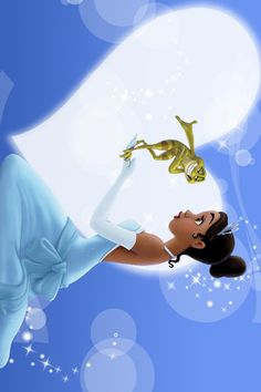 The Princess and the Frog Cartoon movie posters NO 3