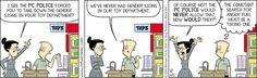 Retail:  A Comic by Norm Feuti The constant search for anger fuel.
