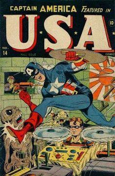 Japan - It's A Wonderful Rife: American Comic Book Propaganda Versus Japan - 17