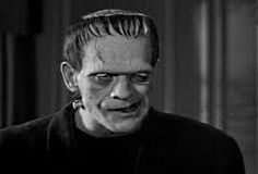Frankenstein (B. Karloff)