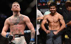 Boxeo: Manny Pacquiao invita a Conor McGregor a combate para el 2018