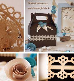 Wedding packaging diy
