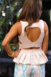 Your Favorite Little Top: Ivory