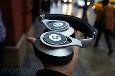 Beats By Dre launches Executive noise-cancelling headphones, keeps 'em dapper in aluminum for $300 (ears-on)