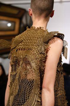 Schiaparelli Spring 2016 Couture Fashion Show Details