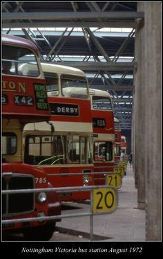 Nottingham City, Bus Coach, Busse, Bus Station, Derbyshire, Locomotive, Taxi, Transportation, Coastal