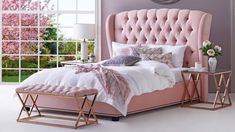 Buy Beatrice Super King Bed | Harvey Norman AU