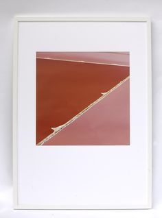 Product shot of Steve Back's aerial photographs of Salt Pans in Australia, sho t in this Bombay apartment.  Check it out: http://www.lumitrix.com/homeshoot/album/view/id/256