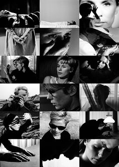 Do you understand? What happens with everything you believe in? Persona (1966), Ingmar Bergman