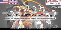 Oracle Fusion Human Capital Management HCM