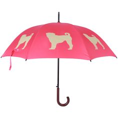 Stay dry under the Pugbrella! http://amzn.to/1Sz4gEe