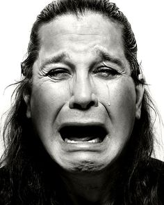 Ozzy Osbourne - English heavy metal vocalist, songwriter, and television personality. Photo by Platon Ozzy Osbourne, Famous Portraits, Celebrity Portraits, Black And White Portraits, Black And White Photography, World Press Photo, Expressions Photography, Shooting Photo, Face Expressions