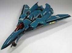バンダイ DX超合金 GE-59 VF-171 ナイトメアプラス[一般機] レビュー/ガムの玩具店
