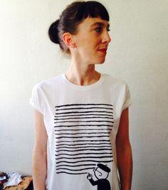 T-Shirt! Jean Jullien