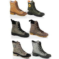 aaa34c636b22d Converse all star chuck taylor winter outdoor hi ankle lace up boots shoes  size
