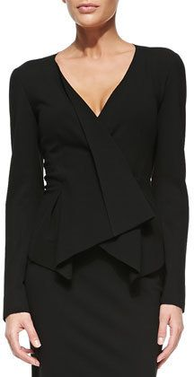 Donna Karan Structured Jacket http://www.shopstyle.com/action/loadRetailerProductPage?id=461542213&pid=uid576-6230024-78