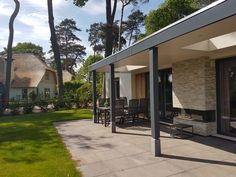 Glazen #daklichten voor veranda of carport Outdoor Decor, Home Decor, Decoration Home, Room Decor, Home Interior Design, Home Decoration, Interior Design