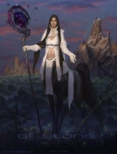 Forrest Enchantress by MariusBota.deviantart.com on @deviantART