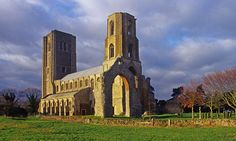 Abbey Church, Wymondham, Norfolk. I was christened here and lived in Wymondham for 22 years before moving to Norwich where I lived for 10 years