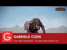 Gabriele Coen - Total War: Warhammer - 3D Game Animation Showreel - YouTube