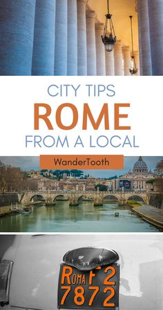 Things to Do in Rome. A Rome guide with some great tips and tricks from a local! | Rome Travel | What to do in Rome | Rome itinerary - @Katie & Geoff Matthews - WanderTooth Travel