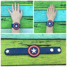 Captain bracelet wristband costume party favor di MommaCricketz