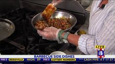 This Recipe Wednesday FOX8's Shannon Smith is at Southern Roots in Jamestown to mix up some sides to go with your summer barbecue.