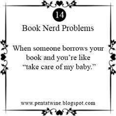 Pentatwine: Book Nerd Problem #14