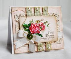 """Thoughts of a Cardmaking Scrapbooker!: Back to My """"Normal"""" Self....."""
