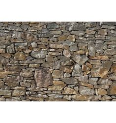 Brick House Exterior Discover Komar 100 in. x 145 in. Stone Wall Mural - The Home Depot Komar 100 in. x 145 in. Stone Wall Mural - The Home Depot Look Wallpaper, Print Wallpaper, Peel And Stick Wallpaper, White Wallpaper, Stone Wallpaper, Embossed Wallpaper, Paris Home Decor, Photo Print, Brick And Stone