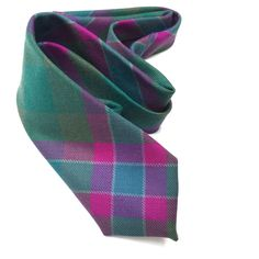 Made in Scotland of the wonderful Dunans Rising Tartan which is woven in Scotland, this tie was premiered at the Monuments Men Premier in London by the Laird himself - here he is, modelling the tie, with that other famous Lord, Hugh Bonneville! Monument Men, Tartan Tie, Plaid Scarf, Lady, Castle, Gifts, Wedding, Valentines Day Weddings, Presents