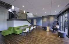 Confidential Tech Company - Mountain View Offices - Office Snapshots