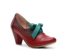 Chelsea Crew Madison Oxford Pump Mid & Low Heel Pumps Pumps & Heels Women's Shoes - DSW