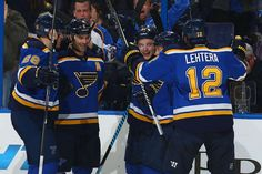 New Jersey Devils at St. Louis Blues - 11/06/2014